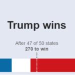 [米大統領選]不動産屋のトランプが戦争屋のヒラリーに勝った[不正選挙は?]