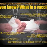 [ウソデマ扇動]インフル予防接種の直後に女性が急死→インフルによる死亡として予防接種奨励