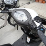 [アドレスV125S]デイトナ製タコメーター&電圧計をDIYで取り付け[アクアプローバ]