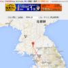 [北朝鮮]短距離ミサイル3発発射=500~600キロ飛行、米韓けん制[出来レース]